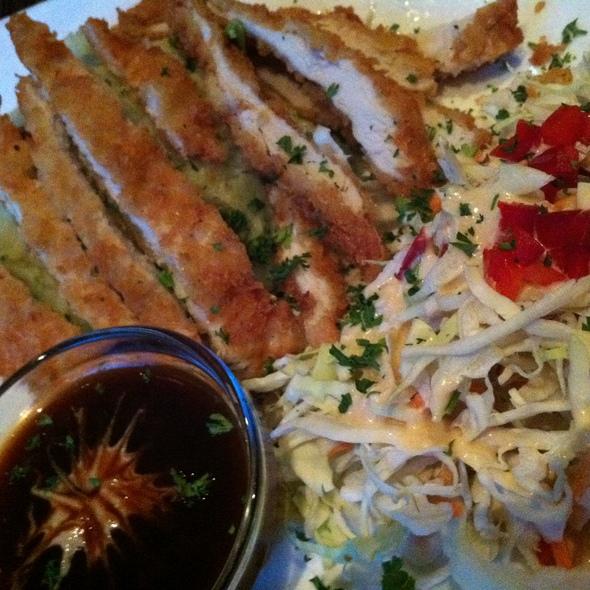 Chicken Katsu @ ra sushi