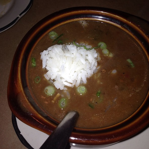 Oyster Gumbo