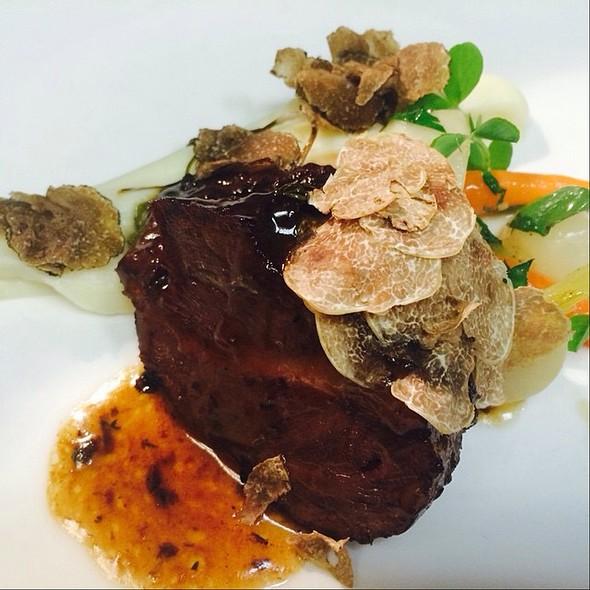 Wagyu Beef Cheek @ Terrapin Restaurant
