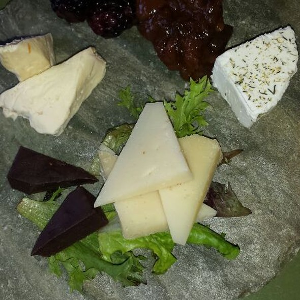 Artisan Cheese And Fruit Plate  - Red House, Renton, WA