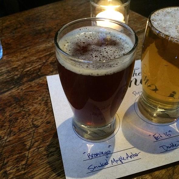 Bromigo Smoked Maple Amber Ale - The Dandelion, Philadelphia, PA