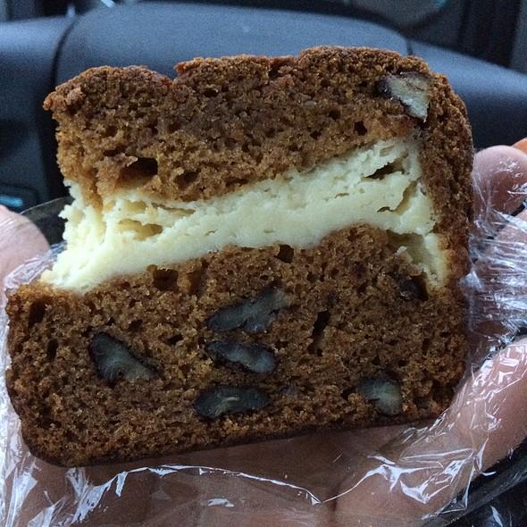 Pumpkin Bread @ Bellano Coffee