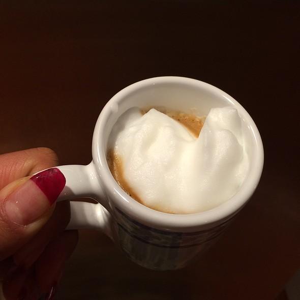 Cappuccino @ Home