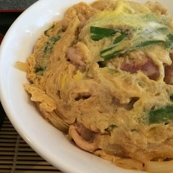 Oyoko Donburi @ Gombei Japanese Restaurant