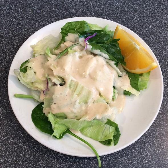 Salad @ Gombei Japanese Restaurant