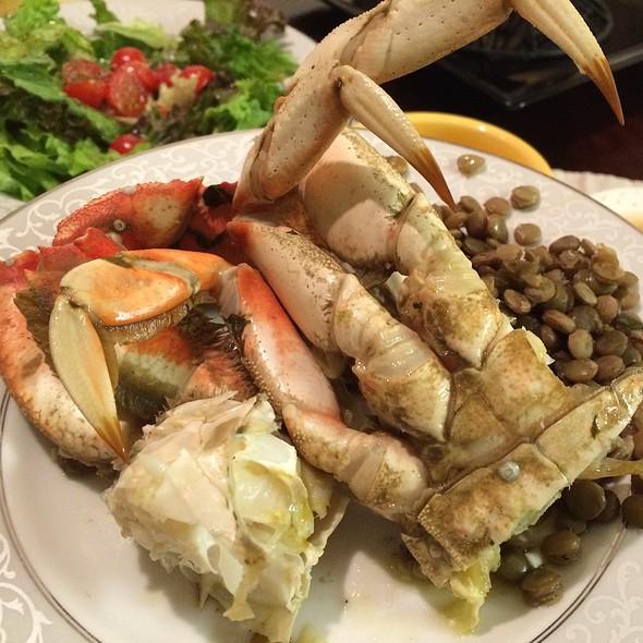 crab @ Home