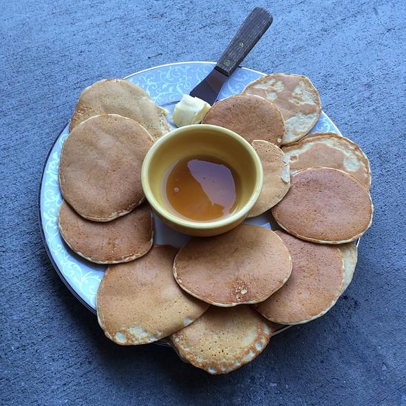 Protein Pancakes @ Home