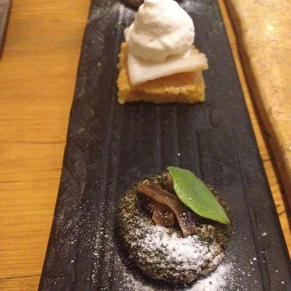 Benvenuto Della Cucina @ La Tana Ristorante & Osteria