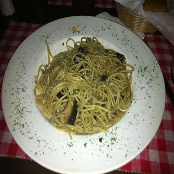 Spaghetti Porchini