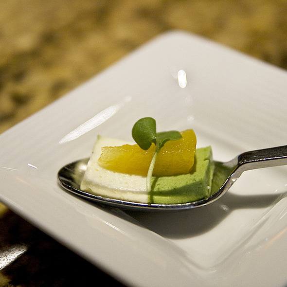 Amuse Bouche - Carillon Restaurant, Austin, TX