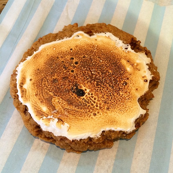 Candied Yam cookie  @ Schmackary's