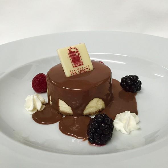 Home Made Cheesecake - Da Vinci Ristorante, Montréal, QC
