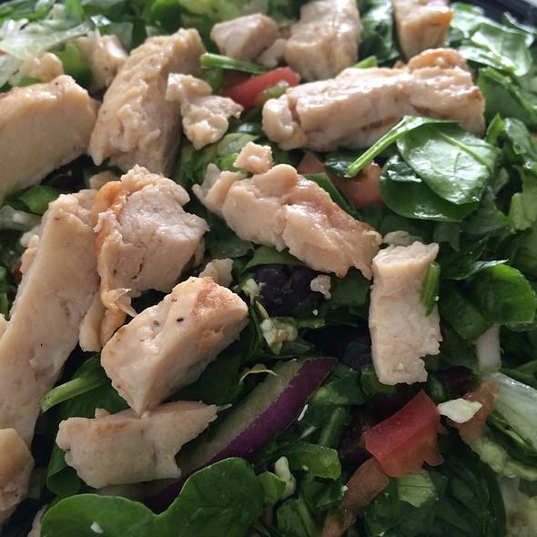 Mediterranean Chicken Salad @ Subway