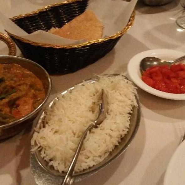 Nav Ratan Korma - Shalimar Indian Restaurant, Louisville, KY