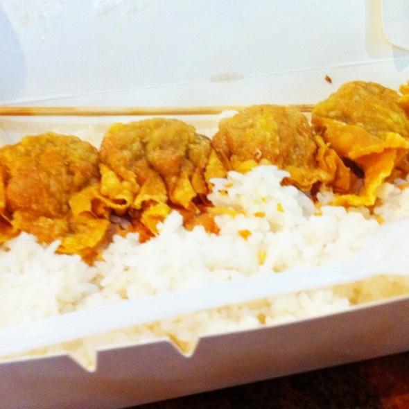 Shark's Fin Dumpling @ Potdog