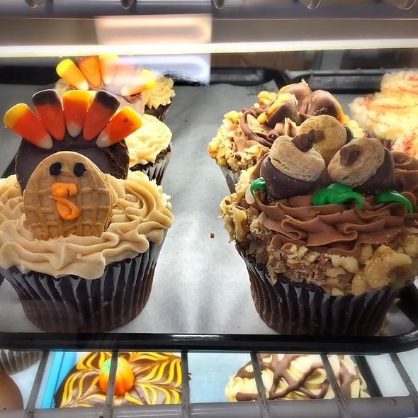 Cupcakes @ Donut Hole Buxton