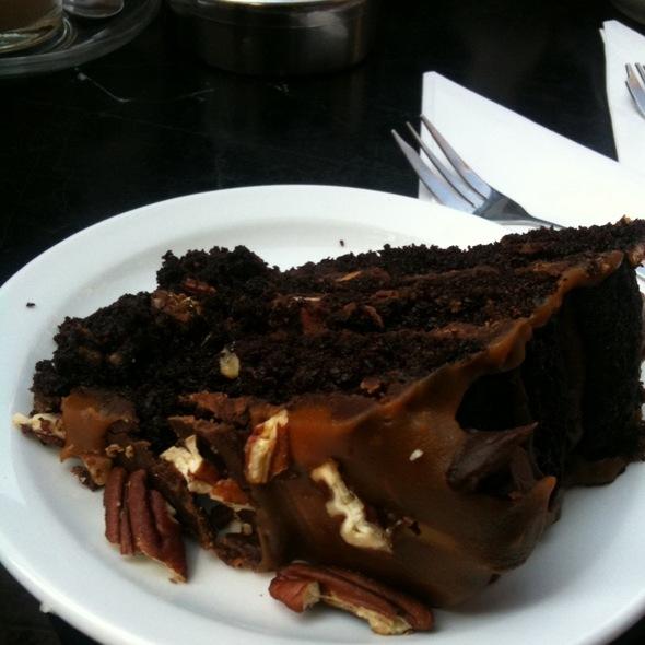Turtle Cake @ De Drie Graefjes