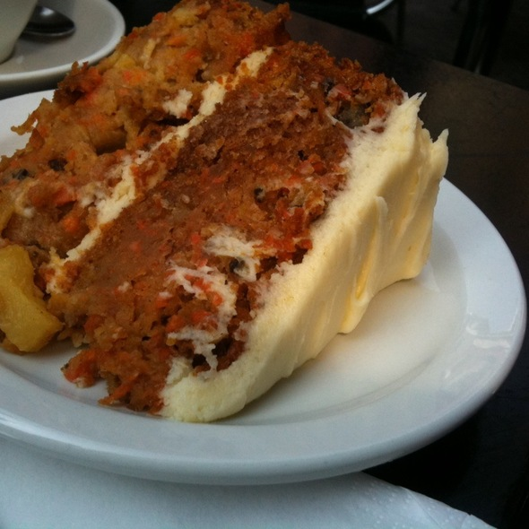 Carrot Cake @ De Drie Graefjes