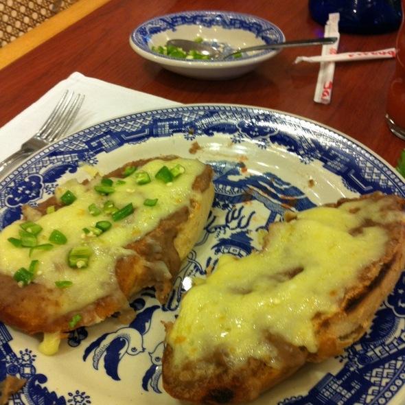 Sanborns acoxpa menu m xico city m xico foodspotting for Sanborns restaurant mexico