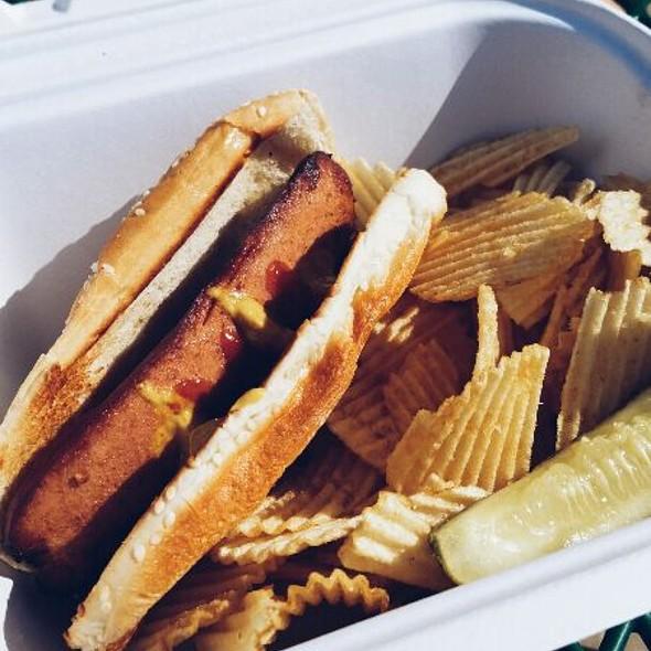 Hot Dog! @ Crown Candy Kitchen