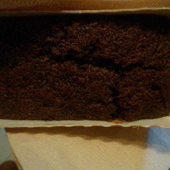 Ginger Bread @ Blue Bottle Coffee Co.