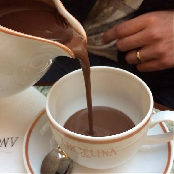 Chocolat Chaud L'Africain