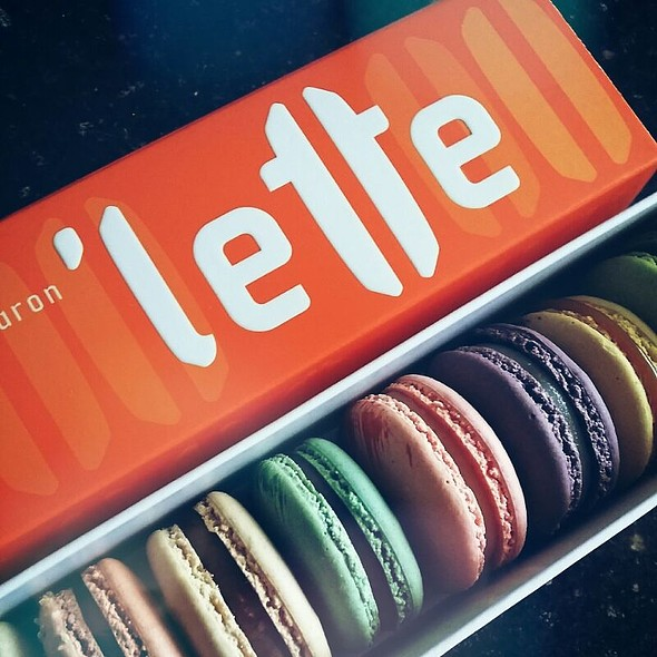 Assorted Macaroons @ Lette Macarons