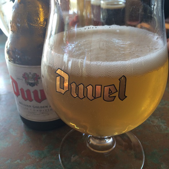 Duvel - The Edgewater Grill, San Diego, CA