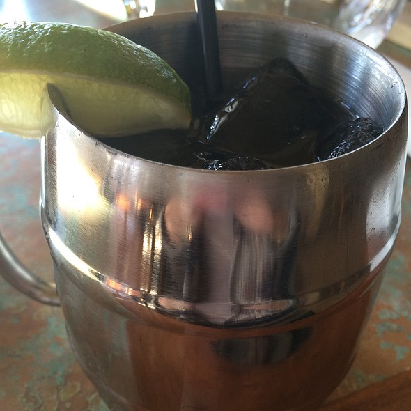 American Mule - The Edgewater Grill, San Diego, CA