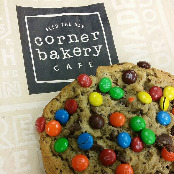 Monster Cookie @ Corner Bakery