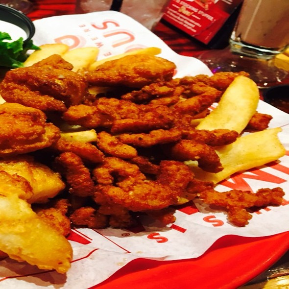 Red's Nantucket Seafood Scatter @ Red Robin
