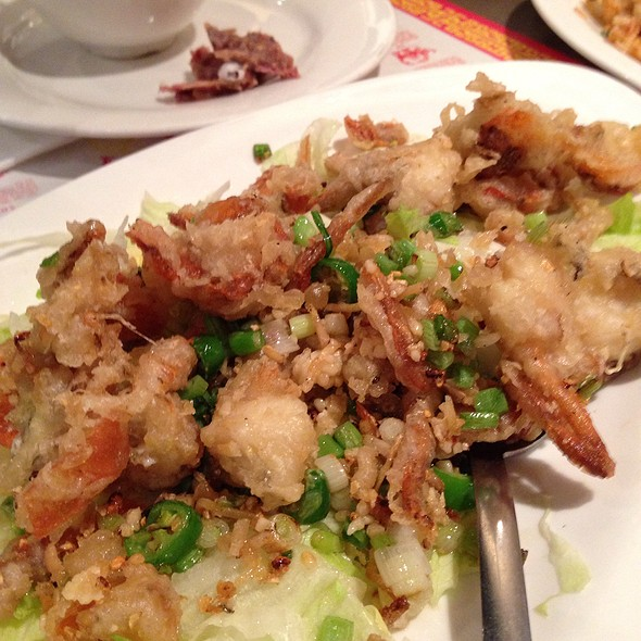 Salt & Pepper Softshell Crab