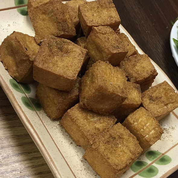 Salt And Pepper Tofu @ Dumpling Empire