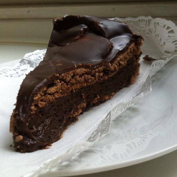 Tarta De Chocolate (53%) @ La Mejor Tarta De Chocolate Del Mundo