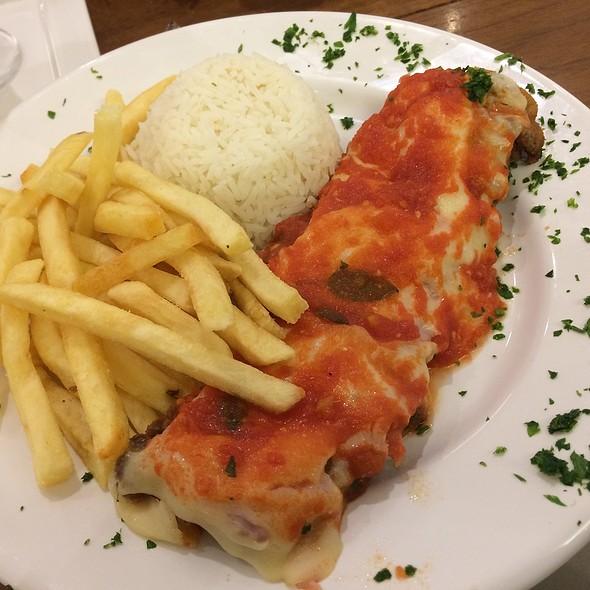 File A Parmegiana @ Doce Balanço Food & Co.