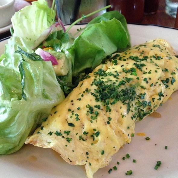 Fine Herbed Omelet - Lambert's Downtown BBQ, Austin, TX