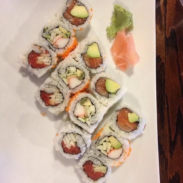 Sushi @ Shogun Steak House
