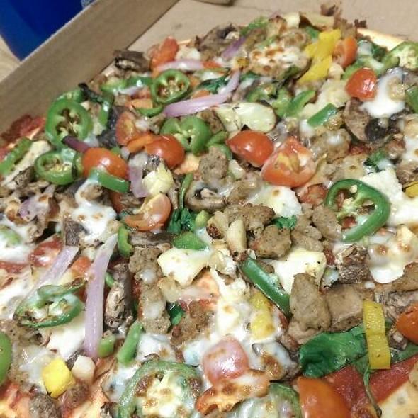 Pizza @ Naked Pizza- Bethesda