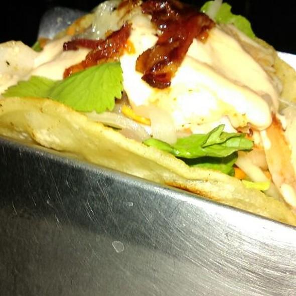 Shrimp Taco's @ Anise