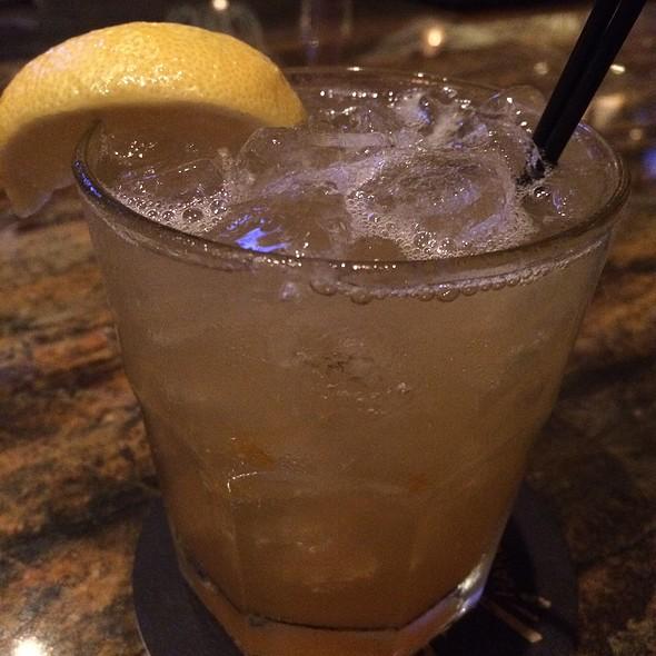Apricot Delicious Cocktail - Racks Downtown Eatery + Tavern, Boca Raton, FL