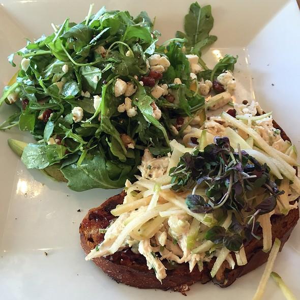 Chicken Salad Sandwich - Plate 38, Pasadena, CA
