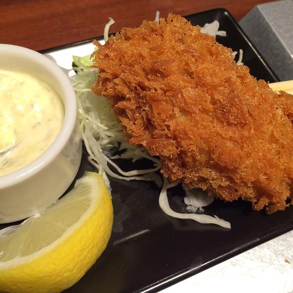Fried Oyster - カーブ・ド・オイスター, 中央区, 東京都