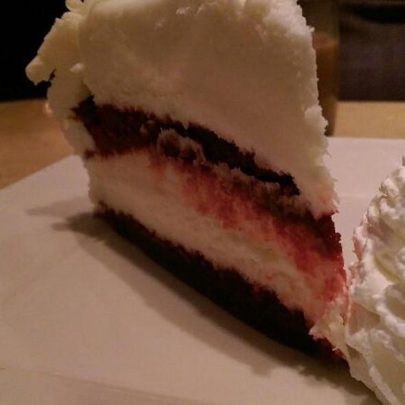 Red Velvet Cheesecake @ Cheesecake Factory