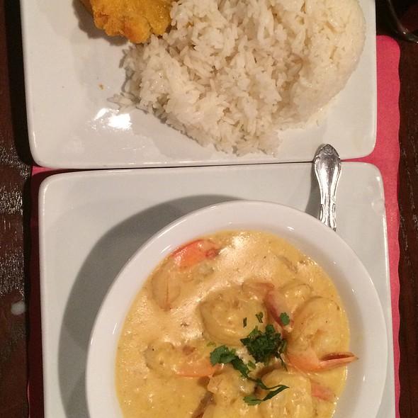 Camarones Al Ajillo @ Ceviche House
