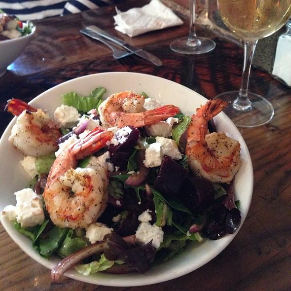 Beet Salad With Shrimp - Pure Bistro, Brooklyn, NY