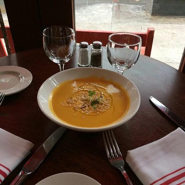 Sopa de Calabaza - Novecento New York, New York, NY