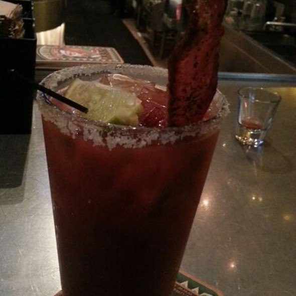"Bloody Mary ""Curry"""