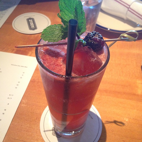 Pimm's Porch Punch