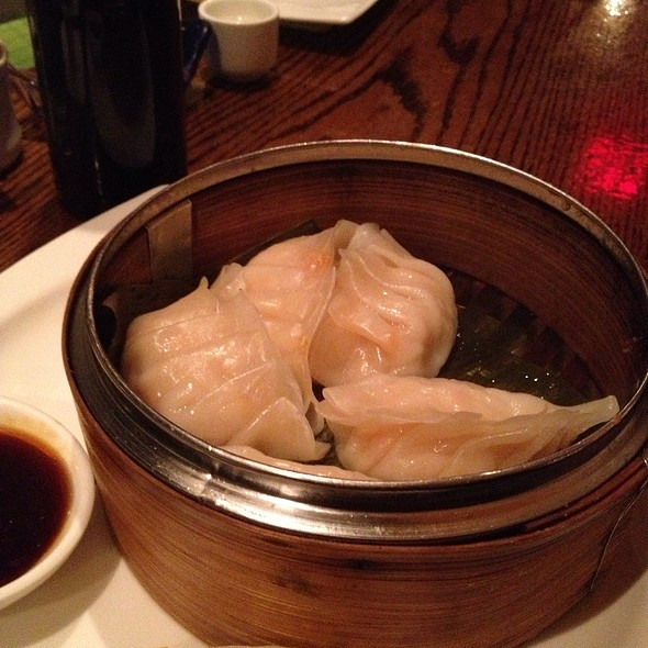 King Crab Dumplings - Natsumi Restaurant, New York, NY