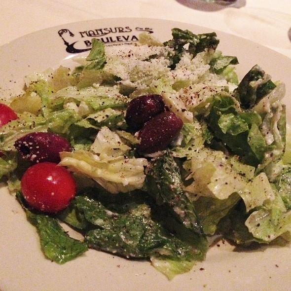 Sensation Salad - Mansurs On the Boulevard, Baton Rouge, LA